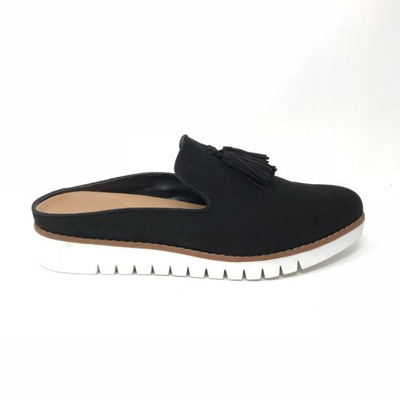 4820c4d021a3 Dr. Scholl s Shoes - Dr. Scholl s Sz 8.5 Idol Mule Tassel Flats Slip On